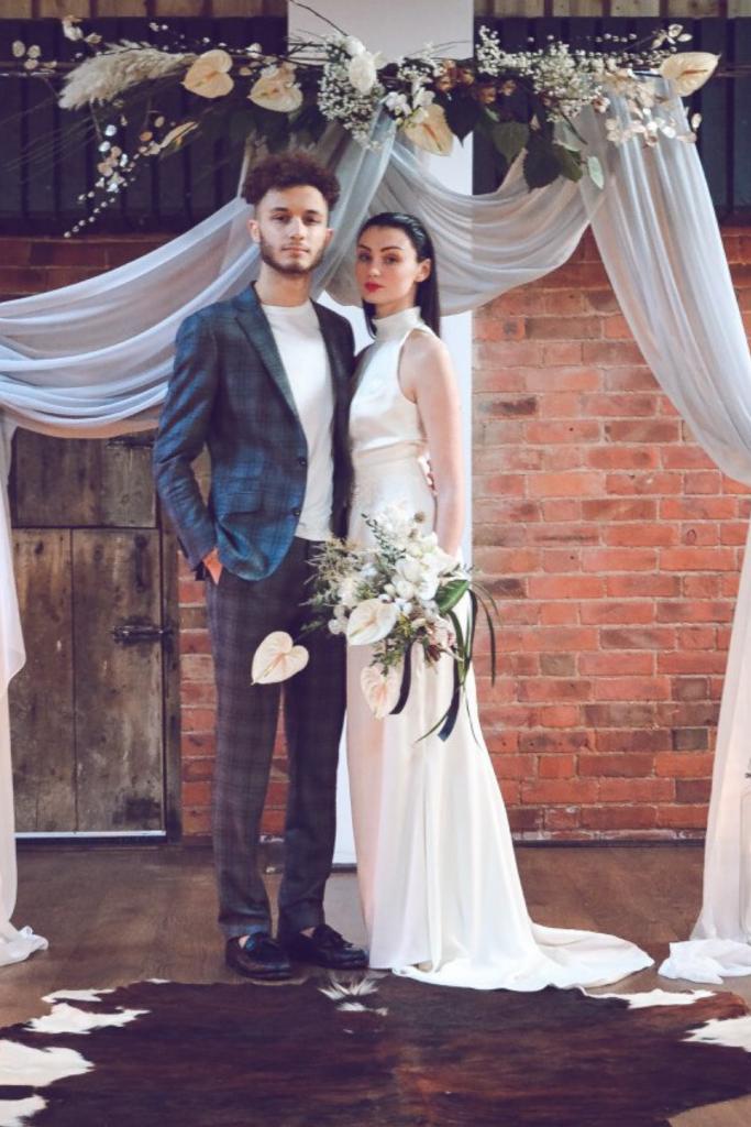 Bespoke wedding dresses West Yorkshire
