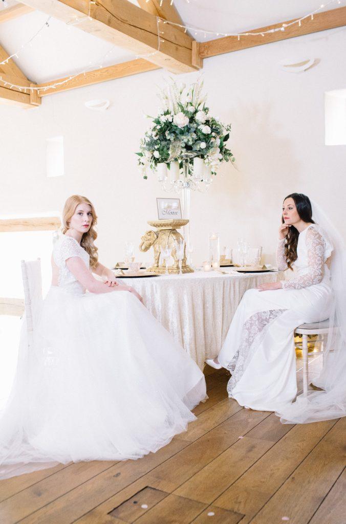 Bespoke Wedding Dress York