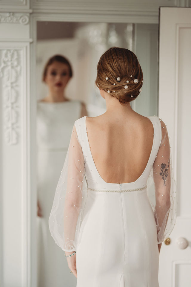 Couture Wedding Dresses North Yorkshire