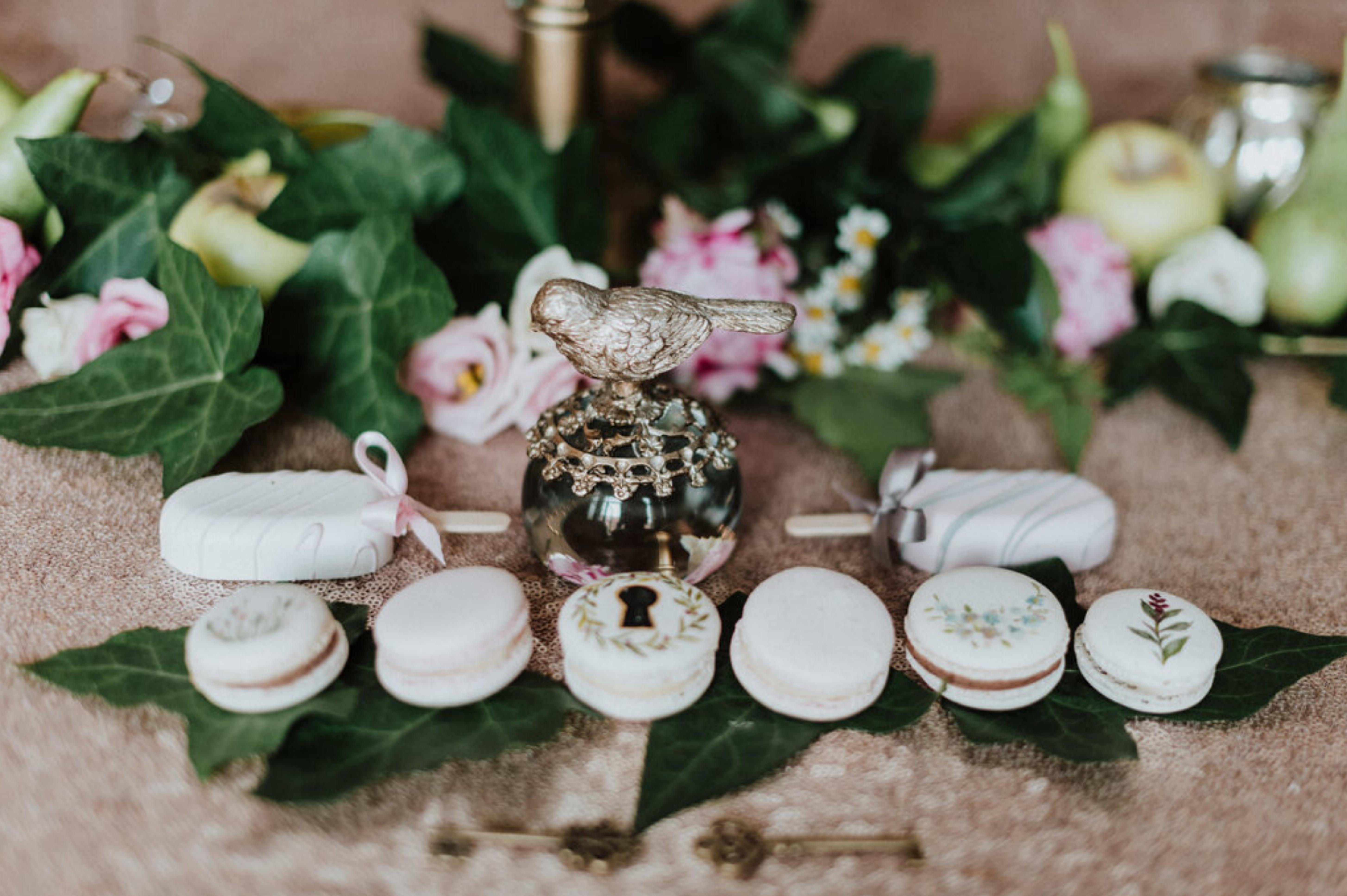 Luxury Wedding Inspiration, The Secret Garden at Hornington Manor