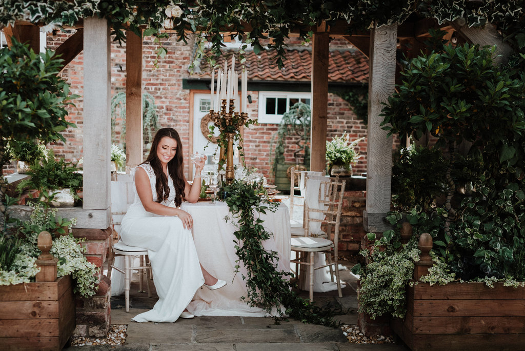 Wedding Dress Designer-Creating Your Perfect Wedding Dress at Stephanie Moran Couture