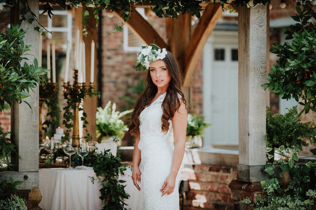 Bespoke Wedding Dresses North Yorkshire